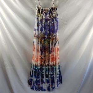 S-Twelve women' long summer dress